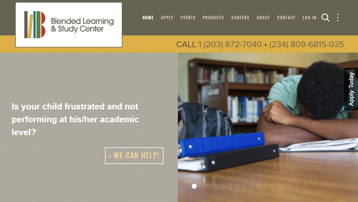 Blended Learning Center
