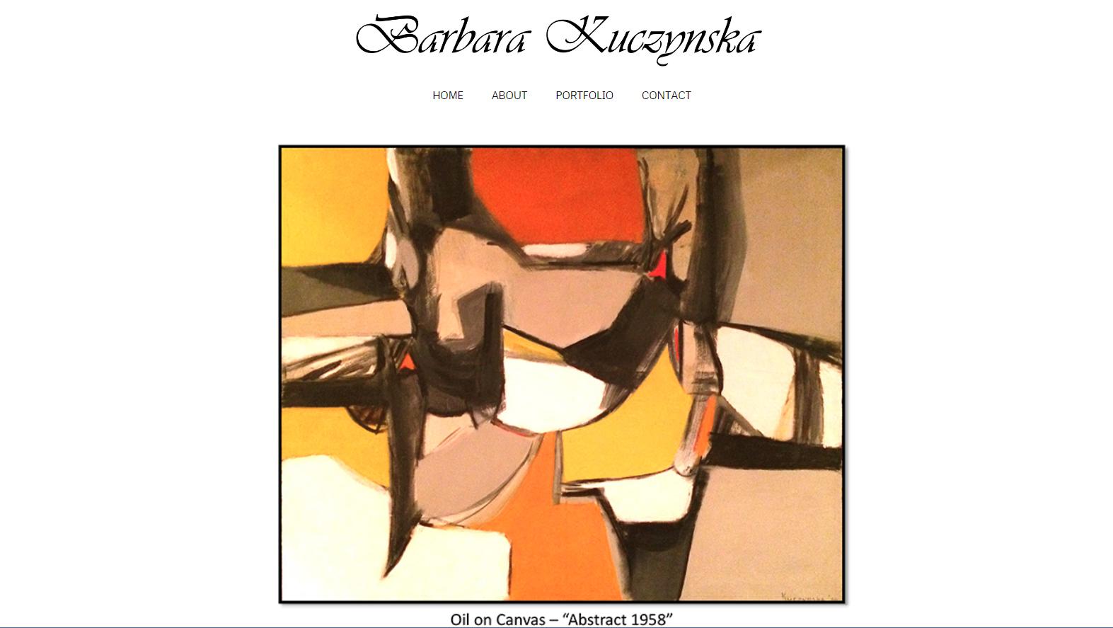Barbara Kuczynska