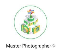 Google Maps Master Photographer